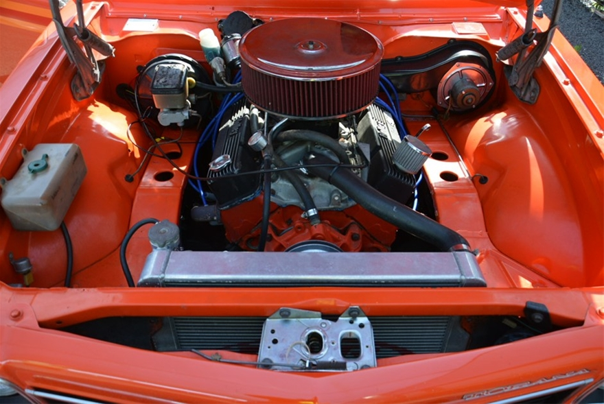 LX Torana SS Hatchback Engine