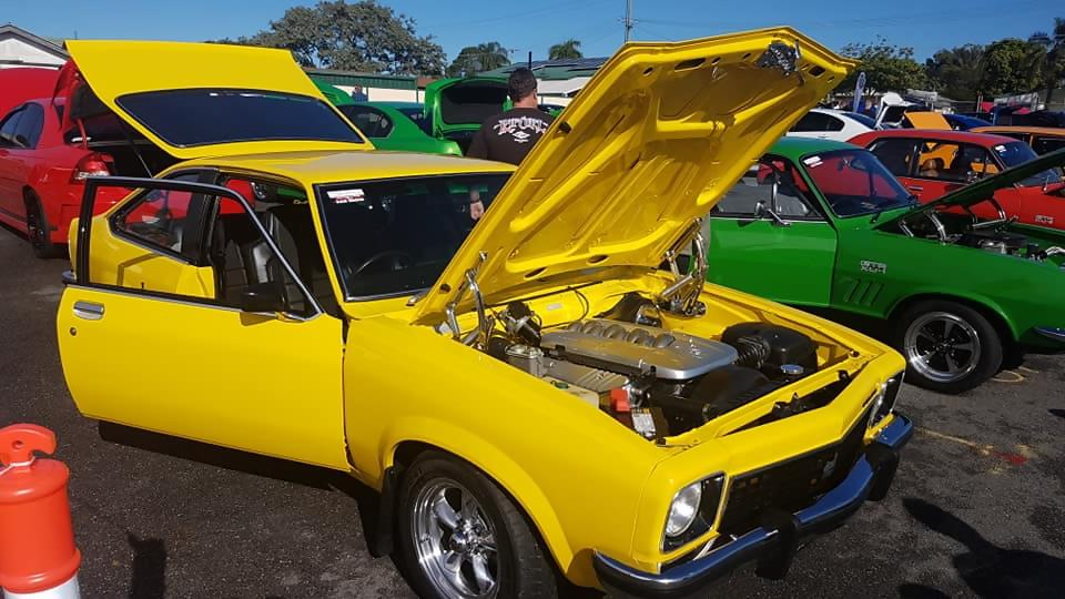 Holden Muscle Car